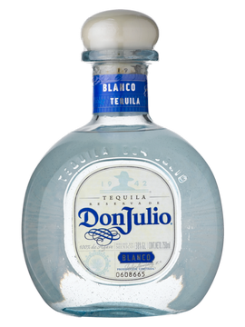 Don Julio Tequila Blanco 100% Agave 38% Vol.